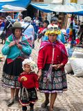 Pisac, Peru Royalty Free Stock Photos