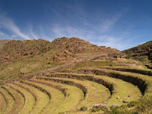 Pisac Ruins Stock Images