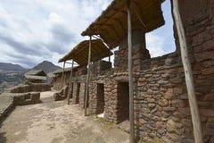 Pisac, valle sagrado, Perú foto de archivo libre de regalías