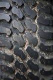 Pisada del neumático Fotos de archivo