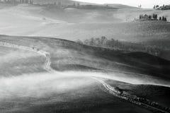 Pisan-Hügel lizenzfreie stockbilder