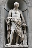 Pisano Statue Florence, Tuscany,  Italy Royalty Free Stock Image