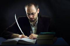 Pisarz jaźń portret