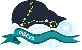 Pisces Constellation Stock Photos