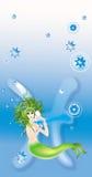 Pisces (segno di zodiaco) Fotografia Stock