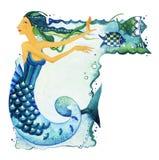 Σημάδι Zodiac Pisces ελεύθερη απεικόνιση δικαιώματος
