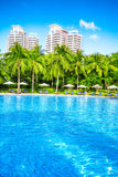Piscina Foto de Stock Royalty Free