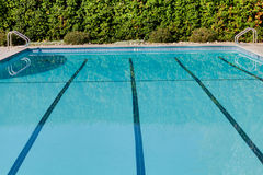 Piscina Fotografia de Stock Royalty Free