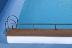 piscina Imagen de archivo