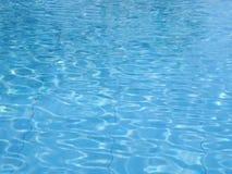 Piscina de agua Imagenes de archivo