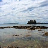 Piscina de la marea Imagen de archivo libre de regalías