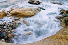 Piscina de marea 2 de Yehliu fotografía de archivo libre de regalías