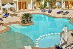 Piscina di Hilton Sharks Bay Hotel Fotografia Stock Libera da Diritti
