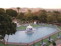 Piscina - Egipto, África imágenes de archivo libres de regalías