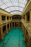 Piscina Europa del balneario de la salud foto de archivo