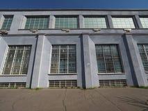 Piscina Stadio Monumentale在都灵 免版税库存图片
