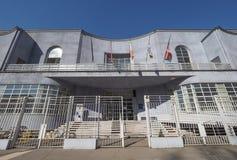 Piscina Stadio Monumentale in Turin Stock Photo