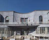 Piscina Stadio Monumentale in Turin Royalty Free Stock Image