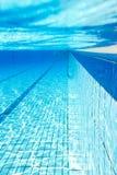 Piscina subacuática Imagen de archivo