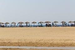 Piscinas beach in Sardinia Stock Image