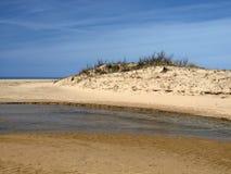 Piscinas, dune landscape, Sardinia, Italy Stock Photography