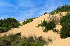 Piscinas dunes, Sardinia, Italy Stock Image