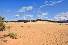 Piscinas, Sardegna photo stock