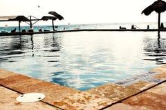 Piscine гостиница cancun Стоковые Фото