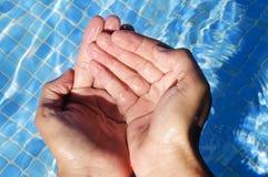 Piscine Image libre de droits