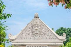 Piscine antique au château Yogyakarta, Java, Indon de l'eau de sari de taman Images stock
