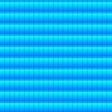 piscine bleue de mosaïque Photographie stock libre de droits
