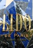 Piscine découverte De Paris Photos stock