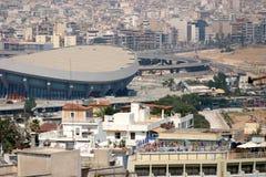 Piscine d'Athènes Photographie stock libre de droits