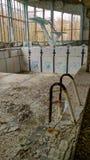 Piscine dans Pripyat Photographie stock