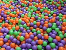 Piscine de boule Photographie stock libre de droits