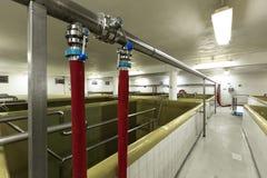 Piscine de fermentation photos libres de droits