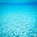 Piscine sous l'eau photos libres de droits