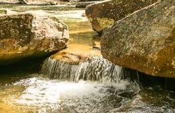 Piscines de rivière Photo libre de droits