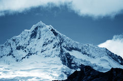 Pisco peak from Peru Stock Photos