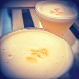 Pisco Sour Royalty Free Stock Photography