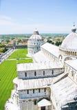 Pise - la Toscane, Italie Images libres de droits