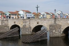 Pisek, Τσεχία στοκ φωτογραφία με δικαίωμα ελεύθερης χρήσης