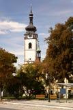 Pisek, Bohême du sud Photos libres de droits