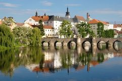 Pisek, República Checa Fotografía de archivo