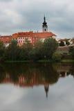 Pisek town, Czech Republic Royalty Free Stock Photography