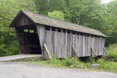 Pisgah-überdachte Brücke Lizenzfreie Stockbilder