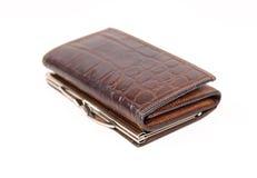 piska handväskan Arkivbild