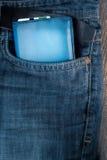 piska handväskan Arkivfoton