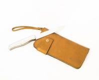 piska plånboken Royaltyfria Foton