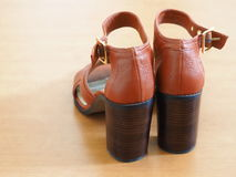 piska skor arkivfoton